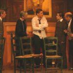 actors in house scene